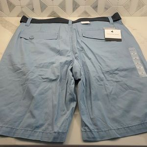 Men's Light Blue Calvin Klein shorts